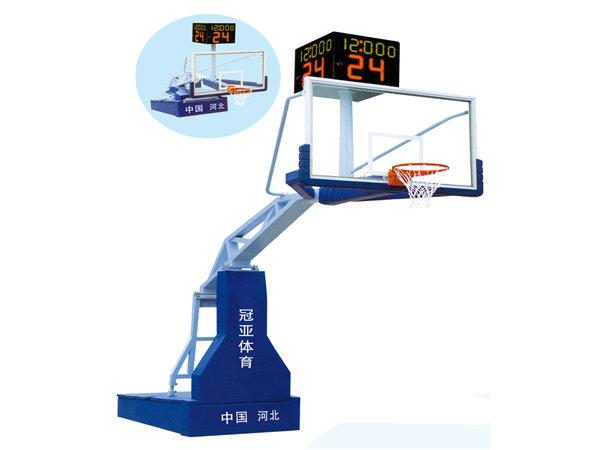GYTY-A001电动液压篮球架