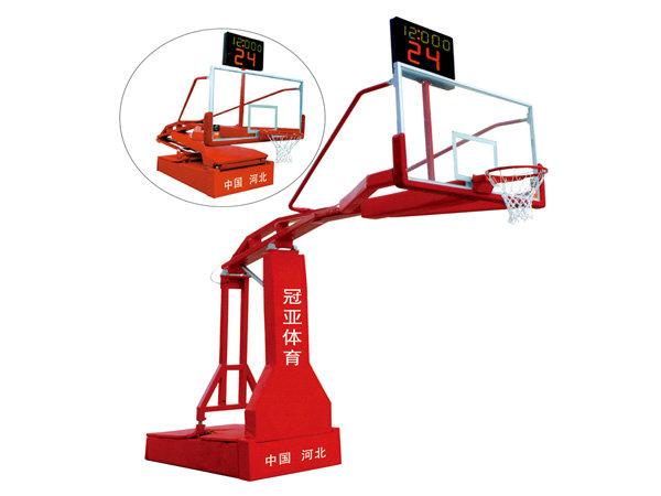 GYTY-A002电动液压篮球架