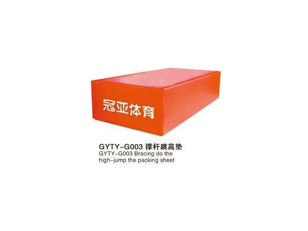 GYTY-G003撑杆跳高垫