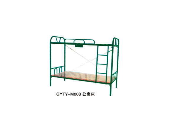 GYTY-M008公寓床