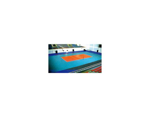排球运动地板1
