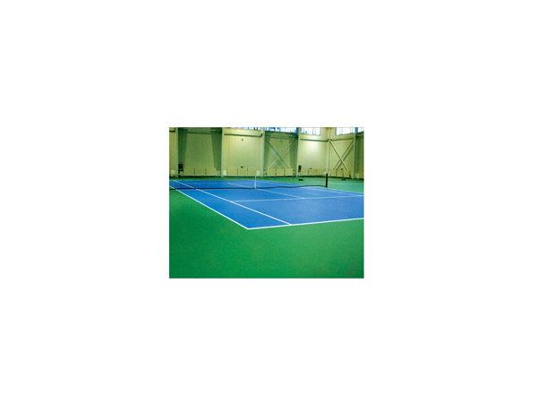 网球运动地板1